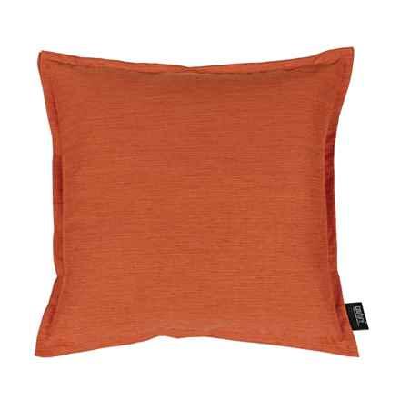 "Commonwealth Home Fashions Taj Throw Pillow - 20x20"" in Spice - Closeouts"
