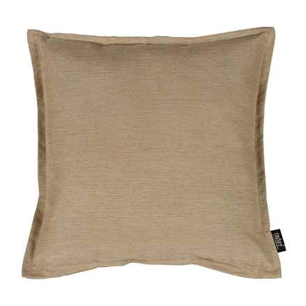 "Commonwealth Home Fashions Taj Throw Pillow - 20x20"" in Tan - Closeouts"