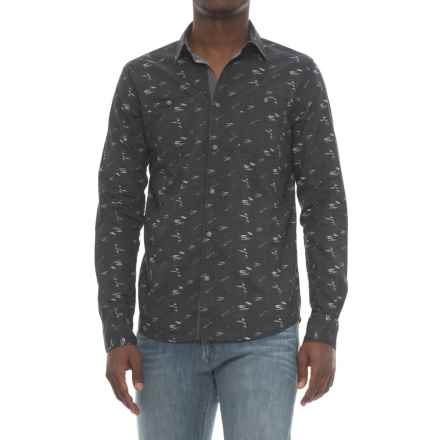 Company 81 Hubble Shirt - Long Sleeve (For Men) in Black - Closeouts