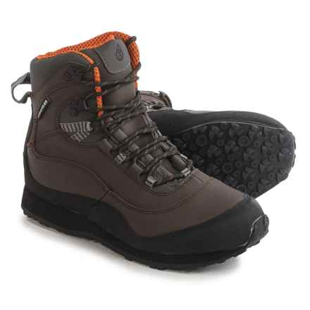 Compass 360 Tailwater Cleated Wading Boots (For Men) in See Photo - Closeouts