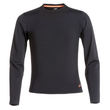 Compression Thermal Top - Crew, Long Sleeve (For Boys) thumbnail