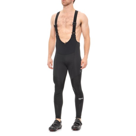 Image of Contest 2.0 Soft Shell Bibtights+ (For Men)