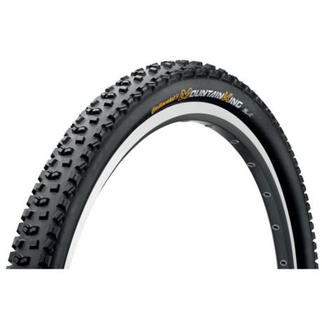"Continental Mountain King II ProTection + BlackChili Mountain Bike Tire - 27.5x2.4"", Folding in See Photo"