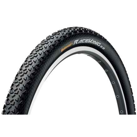 "Continental Race King ProTection + BlackChili Mountain Bike Tire - 29x2.2"", Folding in See Photo - Closeouts"