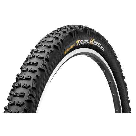 Continental Trail King Mountain Bike Tire in Black - Closeouts