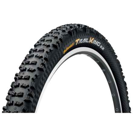 "Continental Trail King ProTection Apex + BlackChili Mountain Bike Tire - 27.5x2.2"", Folding in See Photo - Closeouts"