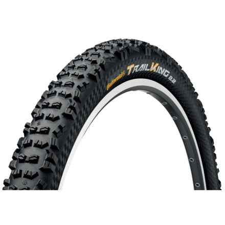 "Continental Trail King ProTection Apex + BlackChili Mountain Bike Tire - 29x2.2"", Folding in See Photo - Closeouts"