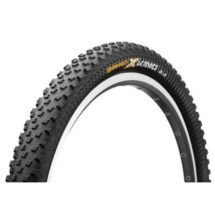 "Continental X-King Fold ProTection + BlackChili Mountain Bike Tire - 2.4x29"" in See Photo - Closeouts"