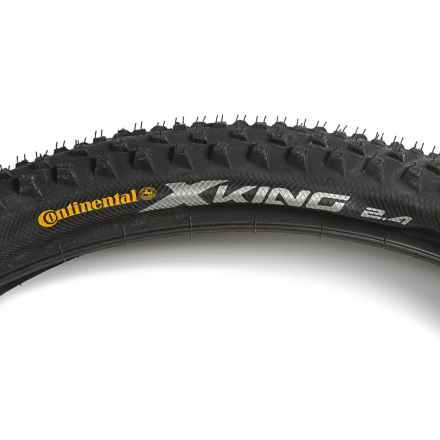 Continental X King Mountain Bike Tire in Black - Closeouts