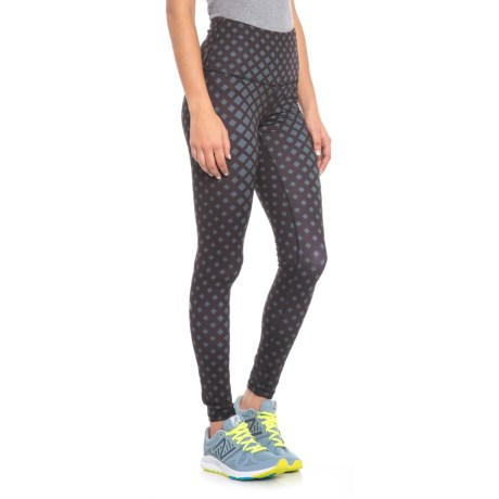Image of Contoured Tech High-Rise Leggings (For Women)
