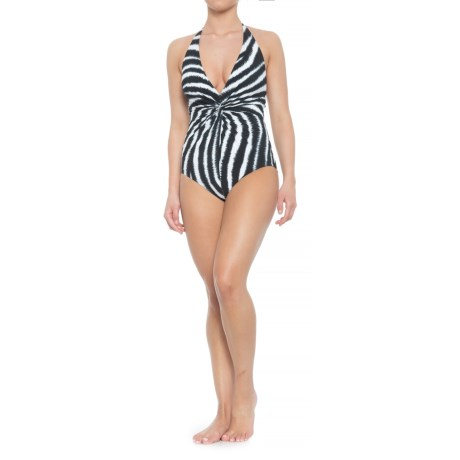 Image of Contours Jewel One-Piece Swimsuit (For Women)