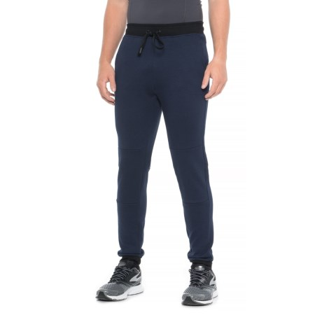 Image of Contrast Waistband Joggers (For Men)