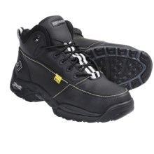 Converse High-Impact Hiker Boots - Steel Toe, Internal Met Guard (For Men) in Black - Closeouts