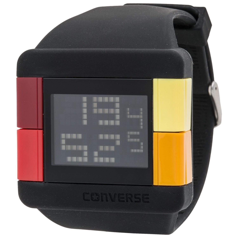 ba703dda7c7fa3 Converse High Score Digital Watch (For Men) 6624T 46 on PopScreen