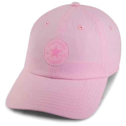 Converse Monotone Core Baseball Cap (For Women) in Cherry Blossom - Closeouts