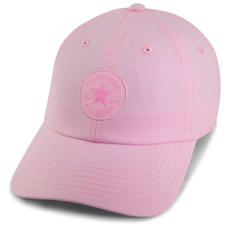 Converse Monotone Core Baseball Cap (For Women) in Cherry Blossom