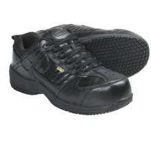 Converse Resistance Oxford Work Shoes - Composite Toe (For Men) in Black - Closeouts