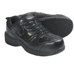Converse Resistance Oxford Work Shoes - Composite Toe (For Men) in Black