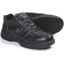 Converse Steel Toe Oxford Work Shoes (For Men) in Black - Closeouts