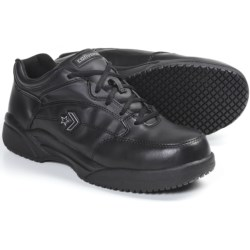 Converse Steel Toe Oxford Work Shoes (For Men) in Black