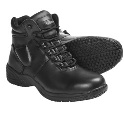Converse Sure Grip Plus Sport Boots (For Men) in Black