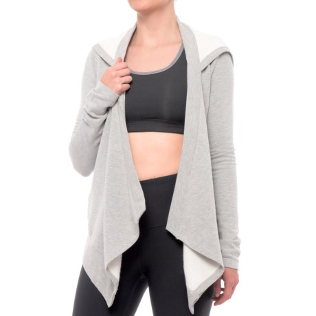 Image of Cool Down Jacket - Open Front (For Women)