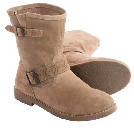 Coolway Adam Suede Boots (For Women)