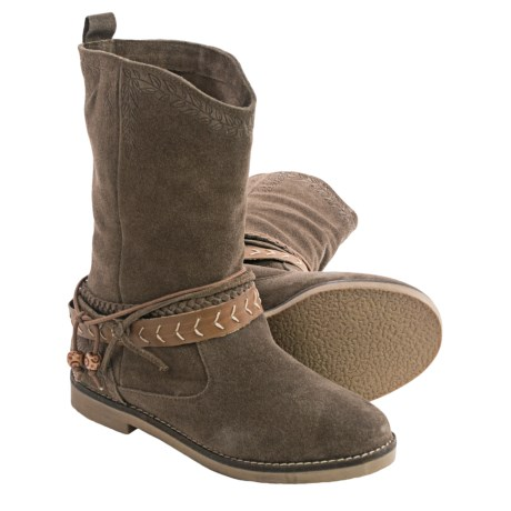 Coolway Arabis Suede Boots (For Women)