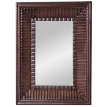 """Cooper Classics 27x36"""" Kaoma Mirror in See Photo - Closeouts"""