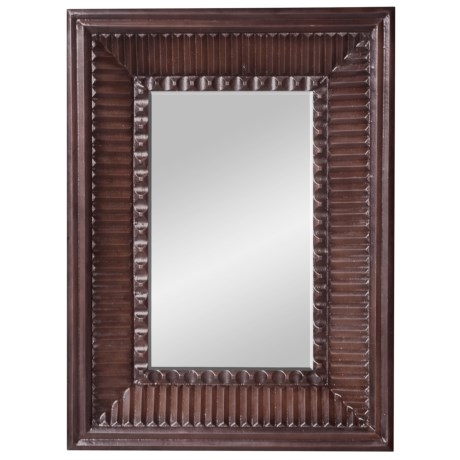 "Cooper Classics 27x36"" Kaoma Mirror in See Photo"