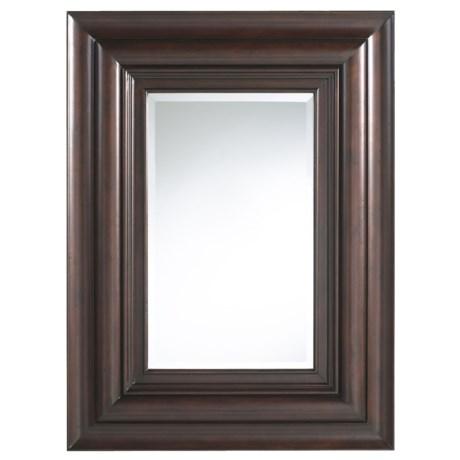 """Cooper Classics 30x40"""" Marcella Mirror in See Photo"""
