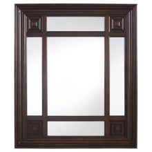"Cooper Classics Marcella Rectangular Mirror - 34x40"" in See Photo - Closeouts"