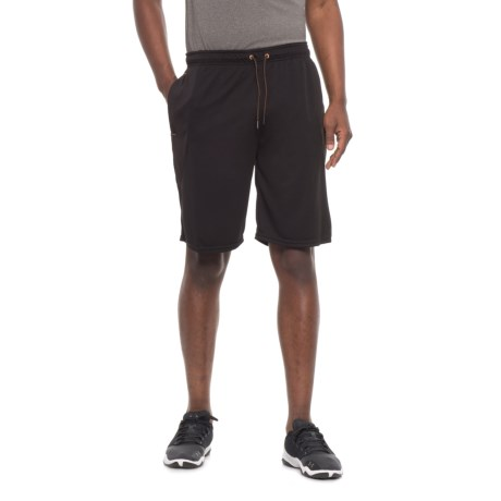 Copper Fit Cooling Shorts (For Men) in Onyx