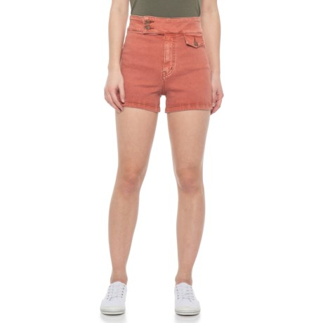 Copper Sammi Retro Shorts (For Women)