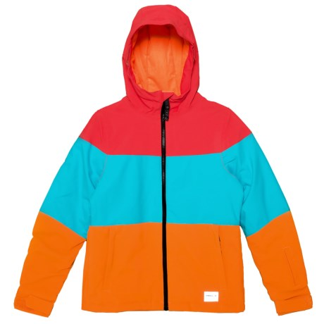 Image of Coral Jacket - Waterproof, Insulated (For Little and Big Girls)