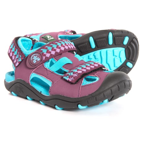 Image of Coral Reef Sandal (For Girls)