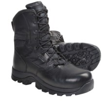 "Corcoran Joint Action Combat Boots - Waterproof, 8"" (For Men) in Black - Closeouts"