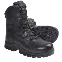 "Corcoran Traditional Mach Boots - 8"", Waterproof, Composite Toe (For Men) in Black - Closeouts"