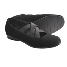 Cordani Becky Shoes (For Women) in Black Suede - Closeouts