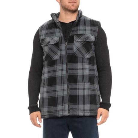 Image of Corded Fleece Vest (For Men)