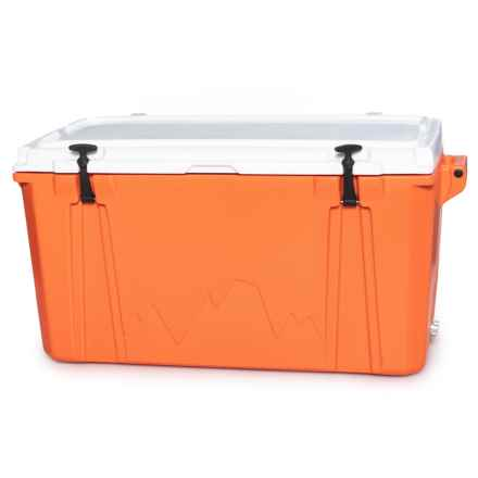Cordova Large Cooler - 100 qt., Factory Seconds in Orange