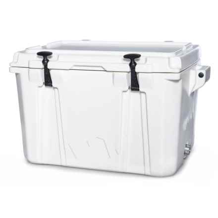 Cordova Medium Cooler - 50 qt., Factory Seconds in White