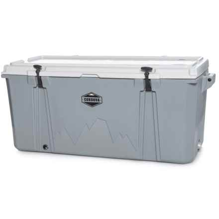 Cordova XL Cooler - 125 qt. in Grey