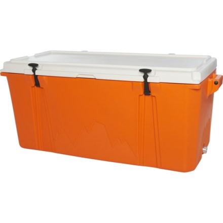 f60e7e80c43a Cordova XL Cooler - 125 qt. in Orange/White