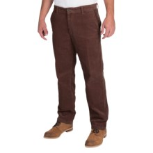 Corduroy Pants (For Men) in Brown - Closeouts