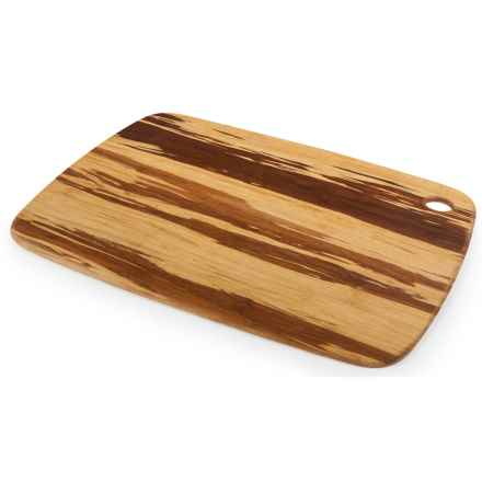 Core Bamboo Crushed Bamboo Cutting Board - Large in Natural - Overstock