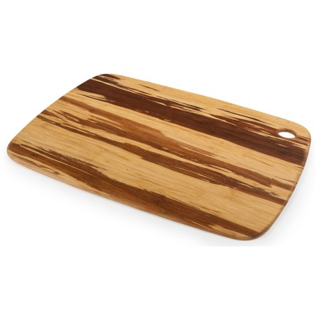 Core Bamboo Crushed Bamboo Cutting Board - Large in Natural
