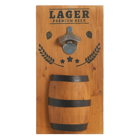Decorative Bottle Openers Awesome Core Bamboo Decorative Barrel Bottle Opener  Save 66% Decorating Design