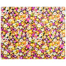 """Core Bamboo Large Glass Prep Board - 12x15"""" in Fancy Free - Closeouts"""