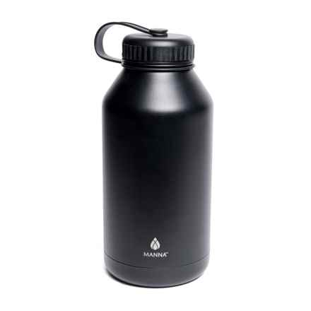 Core Bamboo Ranger Stainless Steel Growler - 64 fl.oz. in Onyx - Closeouts